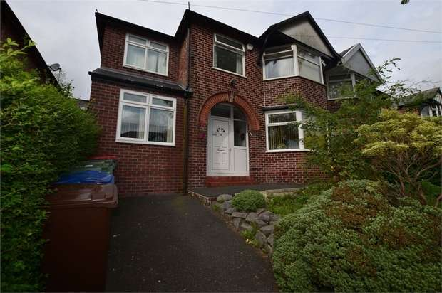 5 Bedrooms Semi Detached House for sale in Hereford Drive, Prestwich, MANCHESTER, Lancashire