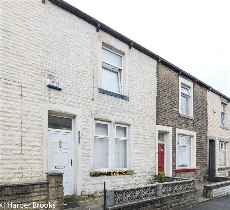 3 Bedrooms Terraced House for sale in Cleaver Street, Burnley, Lancashire, BB10