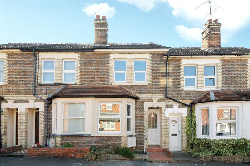 2 Bedrooms Terraced House for sale in Lennox Road, Reading, Berkshire, RG6