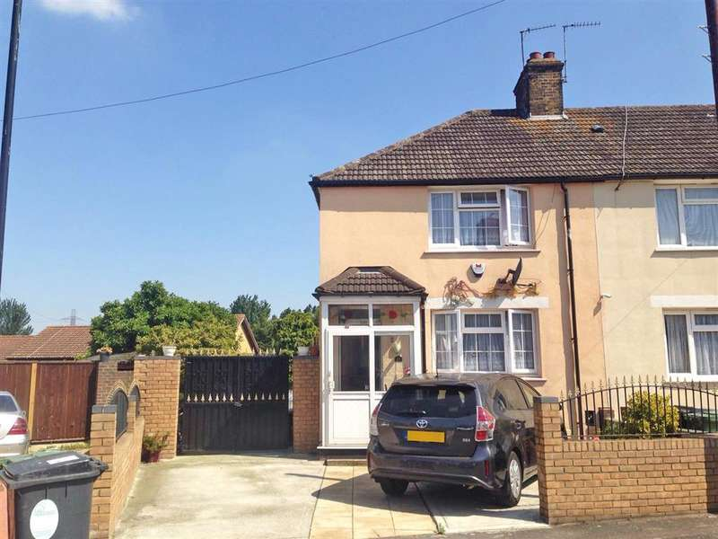 3 Bedrooms End Of Terrace House for sale in Valognes Avenue, London, Walthamstow