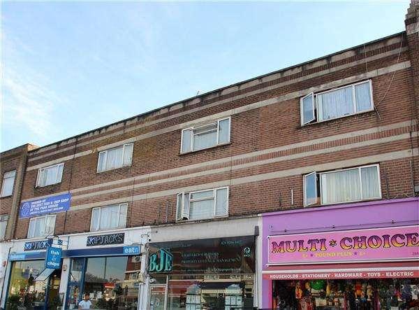 2 Bedrooms Flat for sale in Streatfield Road, Kenton