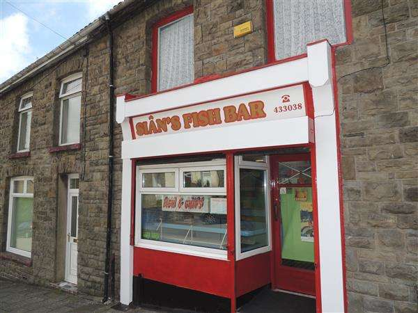 Commercial Property for sale in Fish Shop, 59 Wern St, Tonypandy