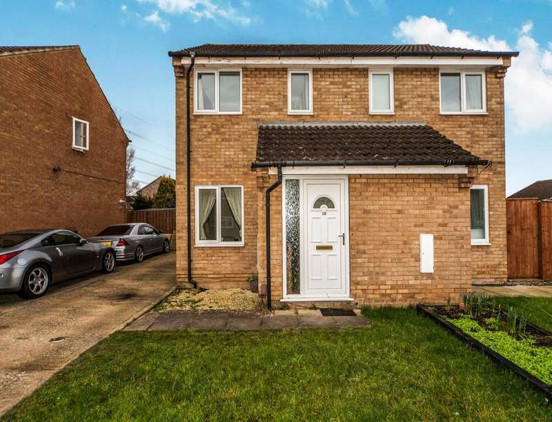 2 Bedrooms Semi Detached House for sale in Knaith Close, Yarm, TS15
