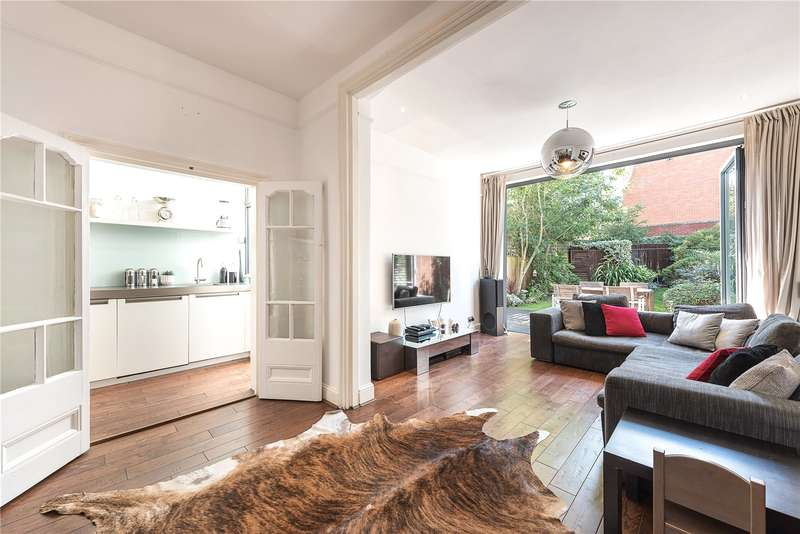 2 Bedrooms Flat for sale in Grove Avenue, Muswell Hill, London, N10
