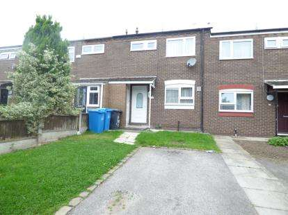 3 Bedrooms Terraced House for sale in James Close, Widnes, Cheshire, WA8