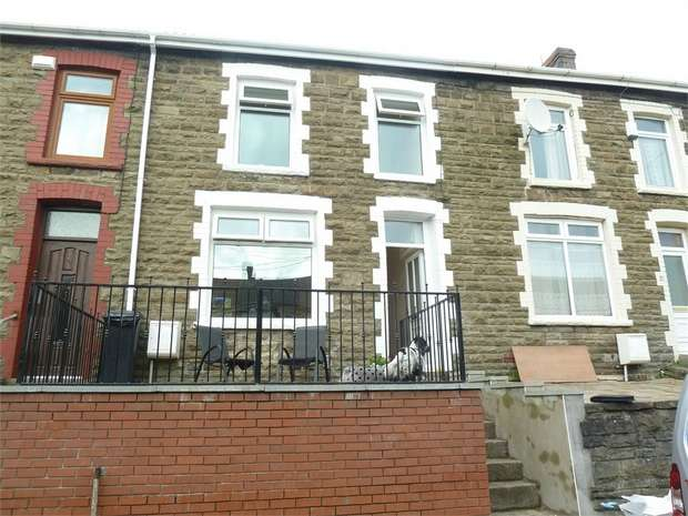 3 Bedrooms Terraced House for sale in George Street, Caerau, Maesteg, Mid Glamorgan