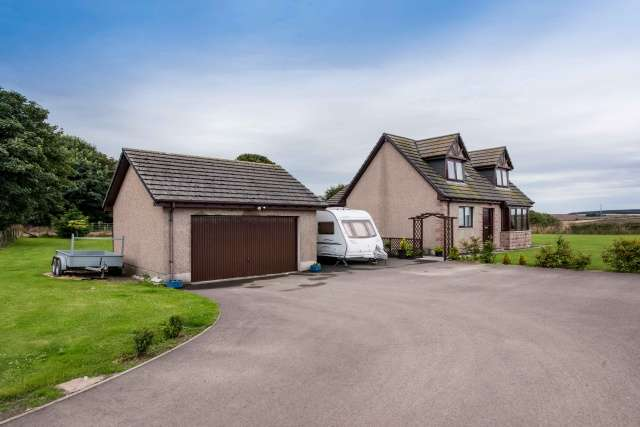 3 Bedrooms Detached House for sale in , Hatton, Peterhead, Aberdeenshire, AB42 0QT