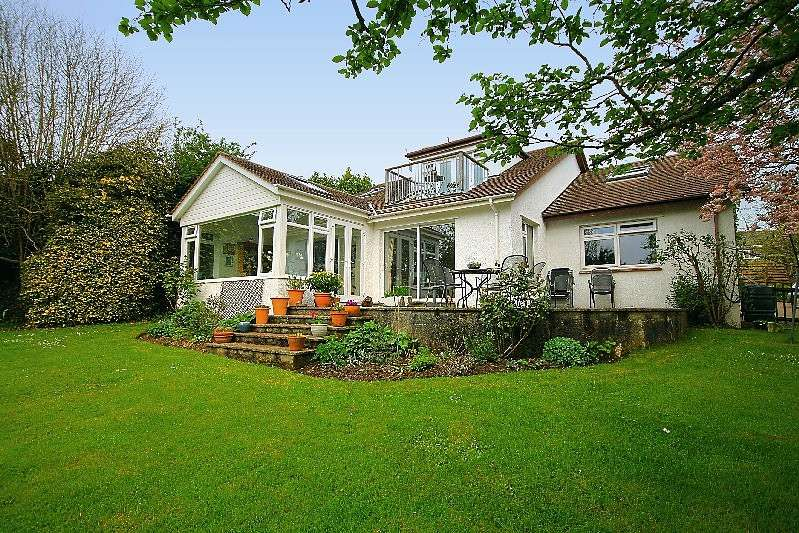 5 Bedrooms Bungalow for sale in Crosscombe, Towns Lane, Loddiswell, Kingsbridge