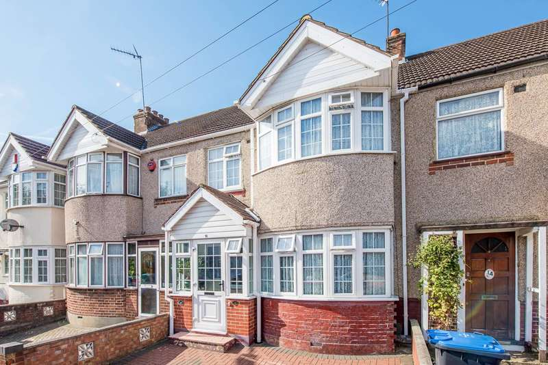 3 Bedrooms House for sale in Seaton Road, Alperton, HA0