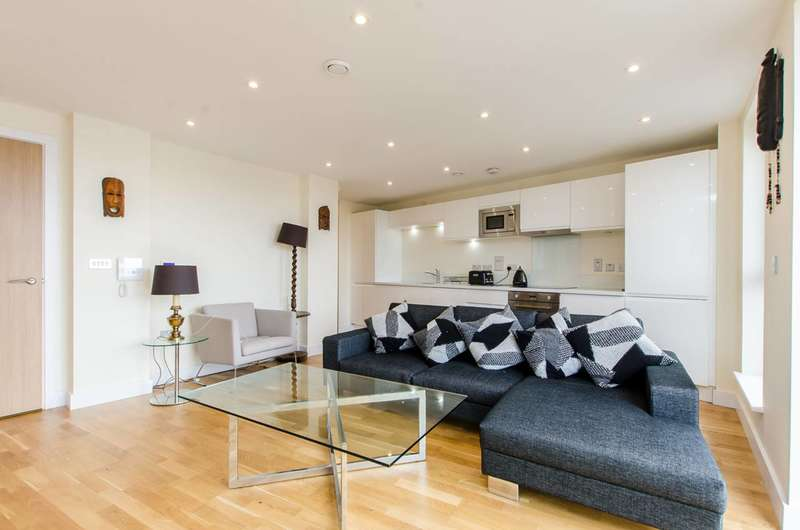 3 Bedrooms Penthouse Flat for sale in Maltby Street, London Bridge, SE1