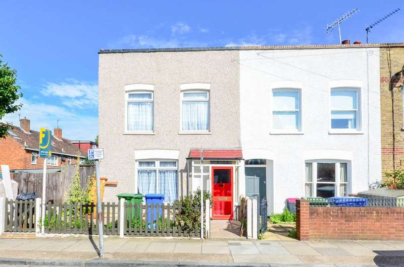 2 Bedrooms House for sale in Howbury Road, Nunhead, SE15