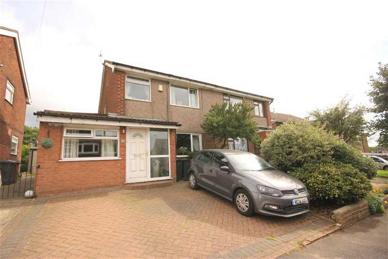 4 Bedrooms Property for sale in Eafield Avenue, Milnrow, Milnrow Rochdale