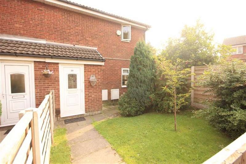 1 Bedroom Property for sale in Melbourne Close, Rochdale, Rochdale