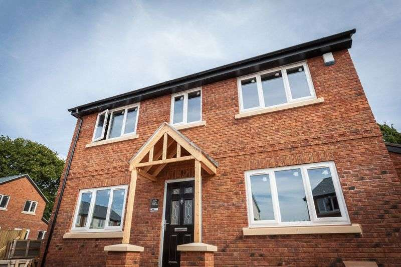 4 Bedrooms Detached House for sale in Plots 3-6, Heathview Court, Old Chester Road, Nr Malpas