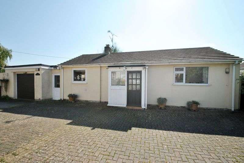 3 Bedrooms Detached Bungalow for sale in Tweentown, Cheddar