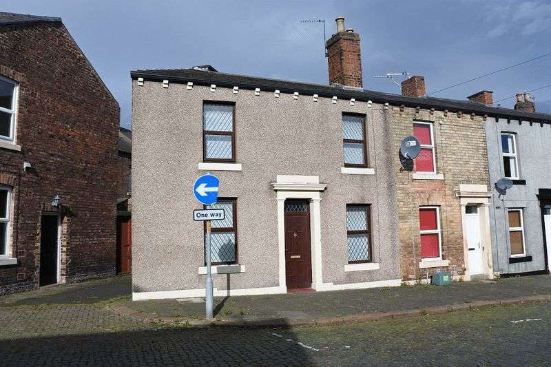 2 Bedrooms Terraced House for sale in York Street, Carlisle