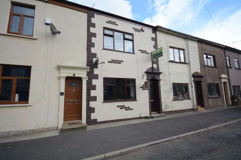 2 Bedrooms Cottage House for sale in Duckworth Hall, Oswaldtwistle
