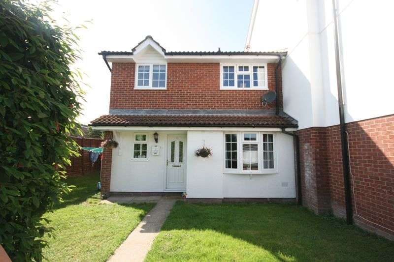 2 Bedrooms House for sale in Grebe Court, Bridgwater