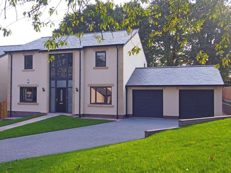 4 Bedrooms Detached House for sale in 3 Birklands Gardens, Hest Bank Lane, Hest Bank, Lancaster