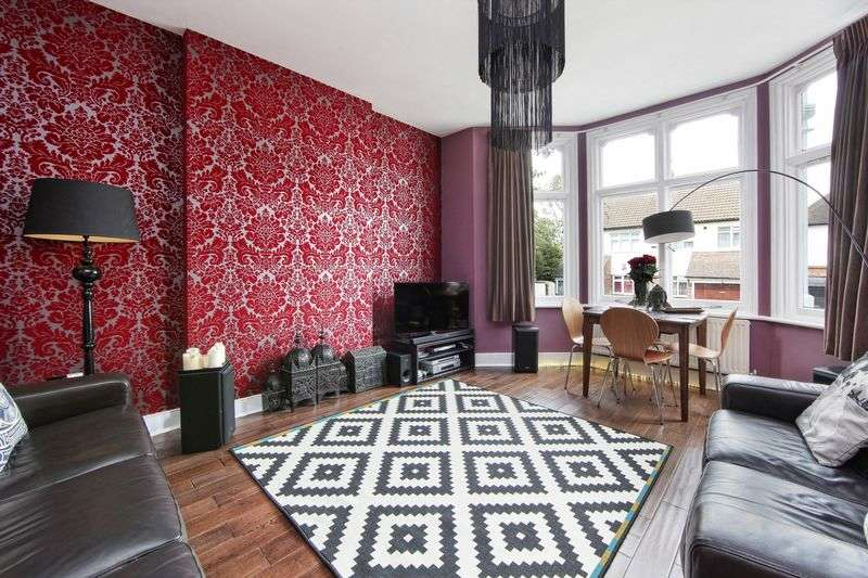 2 Bedrooms Flat for sale in Deerhurst Road, Streatham, London