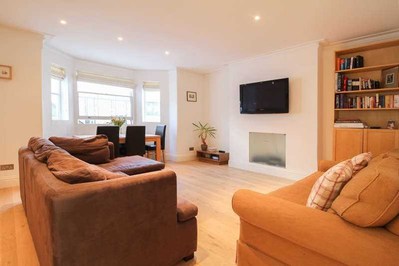 2 Bedrooms Flat for sale in Warwick Gardens, London, London, W14