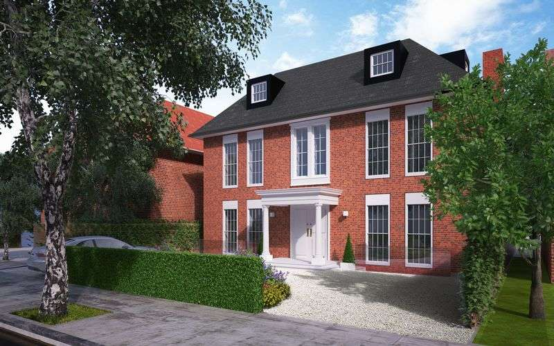 7 Bedrooms Detached House for sale in Sheldon Avenue, London