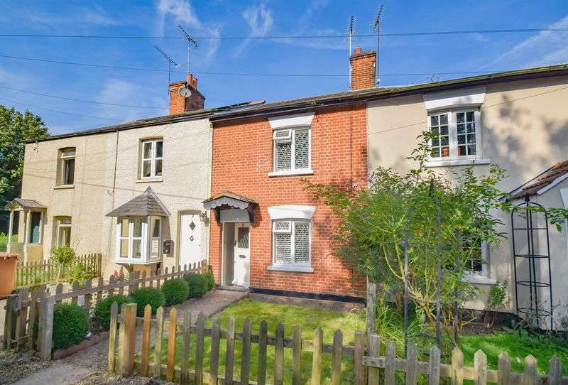 2 Bedrooms Terraced House for sale in Barwick, Ware