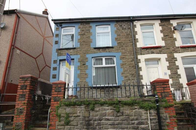 3 Bedrooms Terraced House for sale in Aberdare Road, Abercynon, Mountain Ash, CF45 4NY