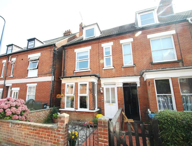 4 Bedrooms House for sale in Felix Road, Felixstowe