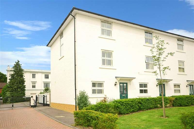 3 Bedrooms End Of Terrace House for sale in Eden Chase, Edenbridge, Kent