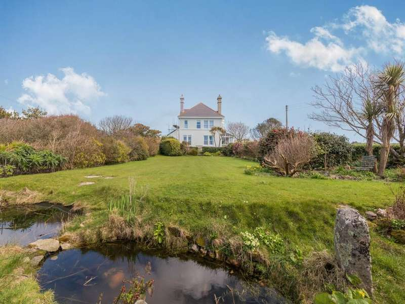 5 Bedrooms Detached House for sale in Truthwall, St. Just, Penzance, TR19