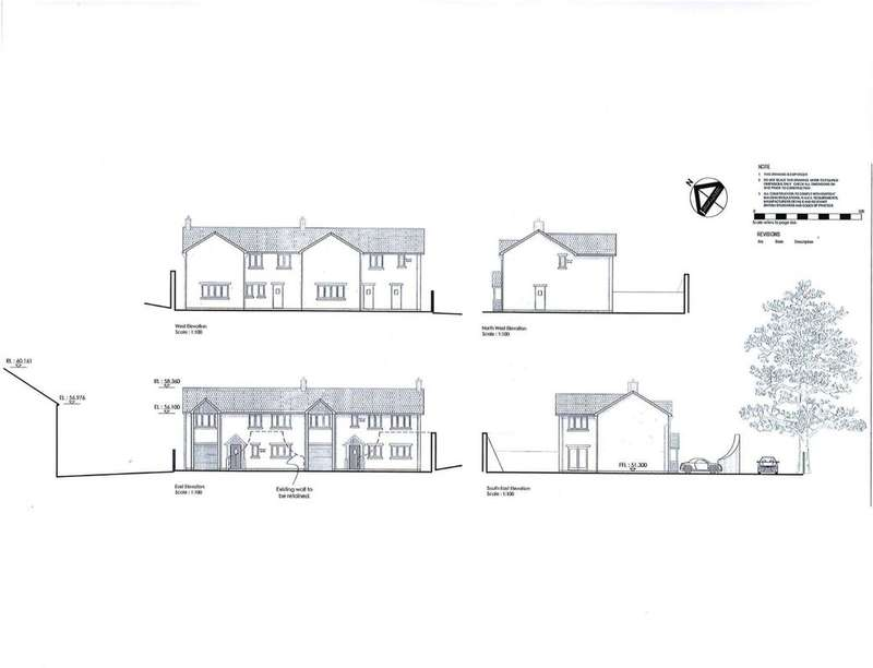 4 Bedrooms Detached House for sale in Holway Cottage, Holway Green, Taunton, TA1
