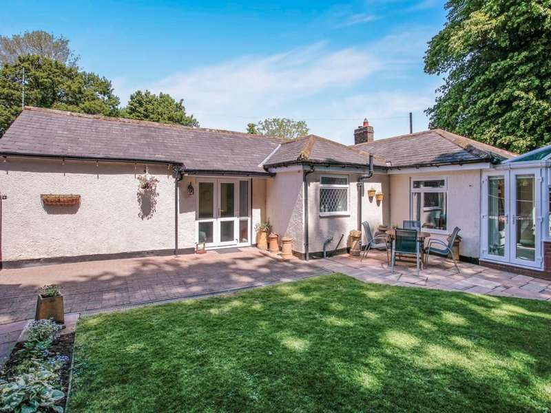 3 Bedrooms Detached Bungalow for sale in Scaleby, Carlisle, CA6