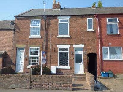 2 Bedrooms Terraced House for sale in Chester Road, Oakenholt, Flint, Flintshire, CH6