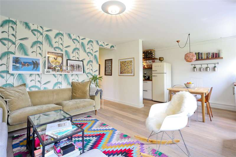 2 Bedrooms Apartment Flat for sale in Ingestre Road, Kentish Town, London, NW5