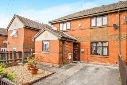 3 Bedrooms Semi Detached House for sale in The Fairway, Leicester