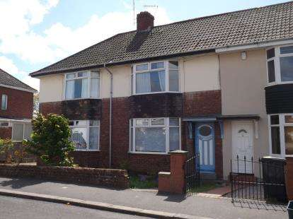 3 Bedrooms Terraced House for sale in Nibley Road, Bristol, Somerset