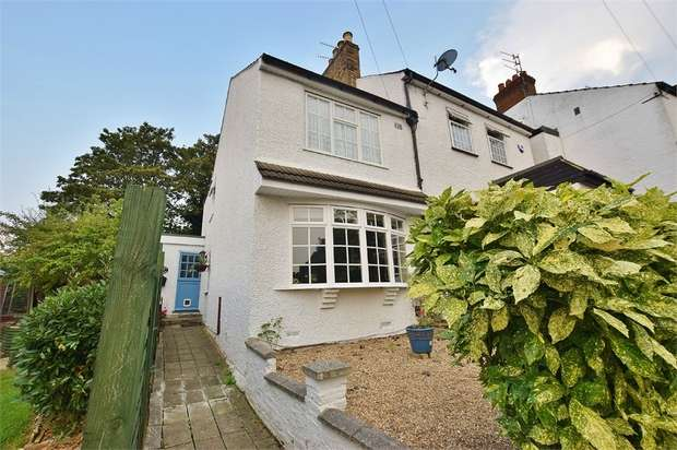 3 Bedrooms Semi Detached House for sale in School Lane, BUSHEY, Hertfordshire