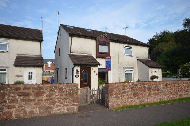 3 Bedrooms Semi Detached House for sale in Sweetbrier Lane, Heavitree, Exeter, Devon