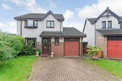 4 Bedrooms Detached House for sale in Dumbrock Road, Milngavie