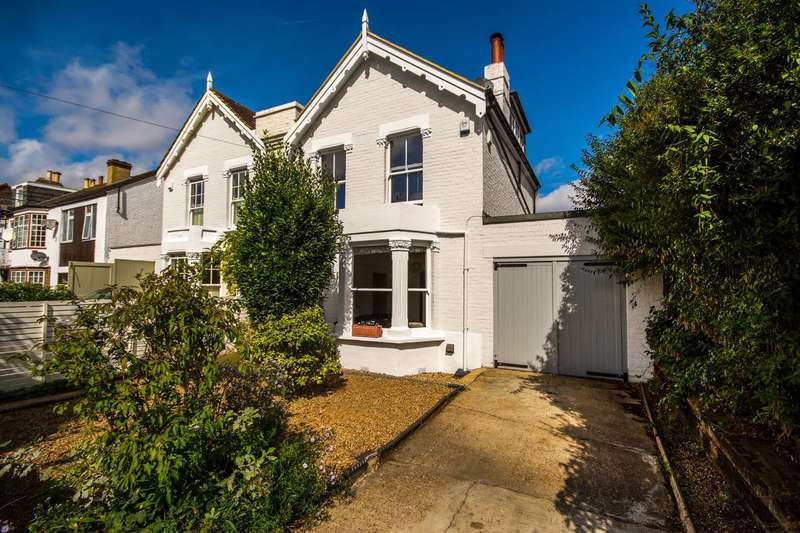 5 Bedrooms House for sale in Melford Road, East Dulwich, SE22