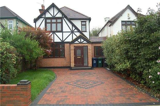 4 Bedrooms Detached House for sale in The Loning, COLINDALE, NW9 6DR