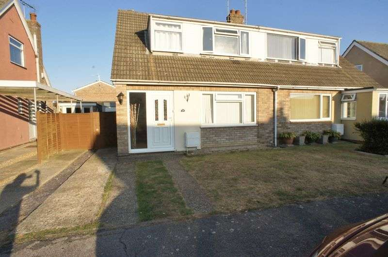 2 Bedrooms Semi Detached House for sale in Dover Road, Brightlingsea