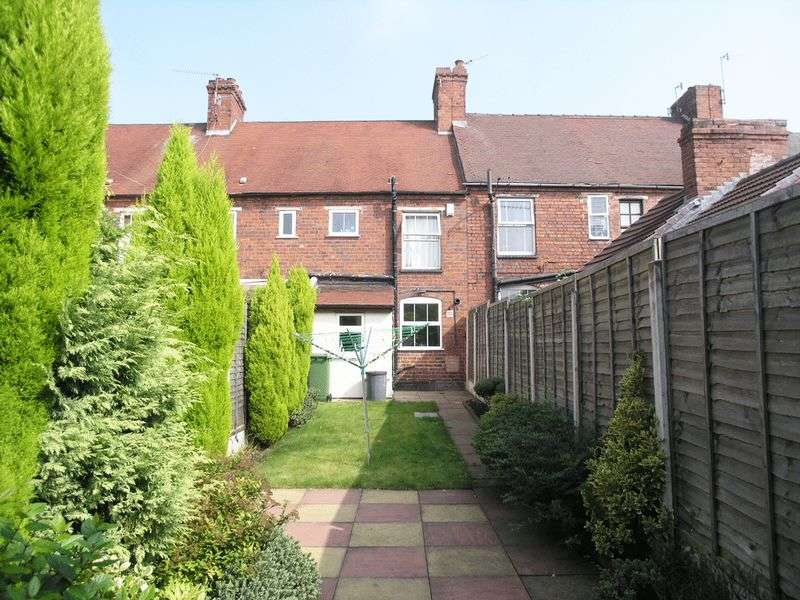 2 Bedrooms Terraced House for sale in BRIERLEY HILL, Brockmoor, Campbell Street