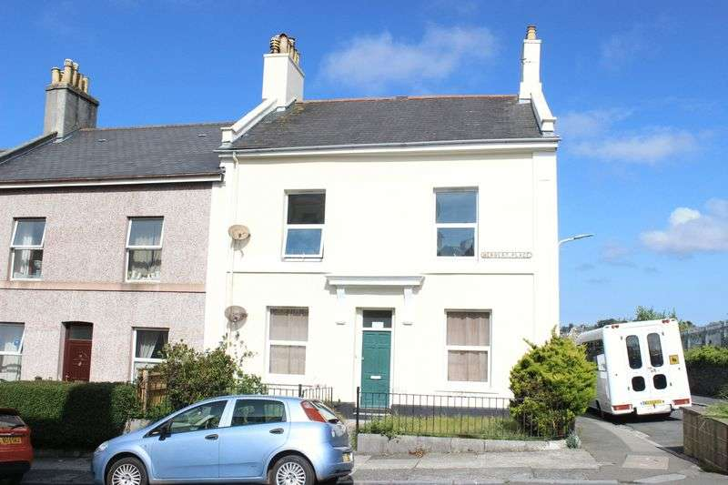 2 Bedrooms Flat for sale in Herbert Place, Stoke, Plymouth