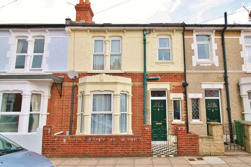 4 Bedrooms Terraced House for sale in Heyshott Road, Southsea