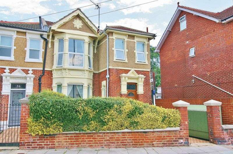 4 Bedrooms Terraced House for sale in Devonshire Avenue, Southsea