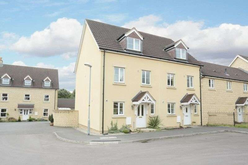 4 Bedrooms Terraced House for sale in Holly Crescent, Corsham