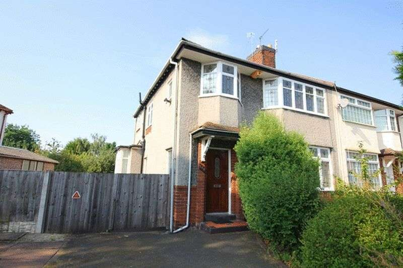 3 Bedrooms Semi Detached House for sale in South Mossley Hill Road, West Allerton, Liverpool, L19
