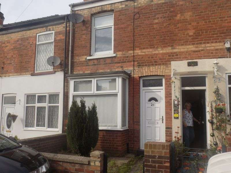 2 Bedrooms Terraced House for sale in Florence Terrace, Gainsborough